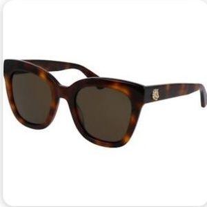 Gucci Sunglasses Cat Eye GG0034S